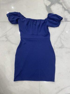 Kleid von Missguided Gr. 36 Kobaltblau