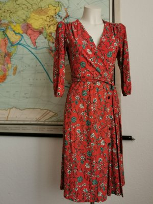 Kleid von Monteau Los Angeles mit Blumenprint// Größe S