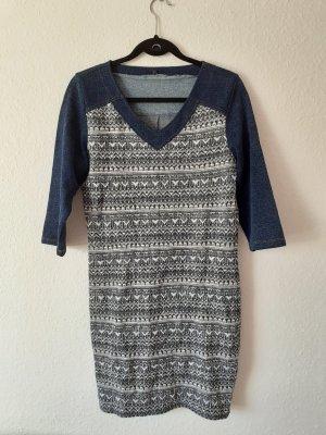 Kleid von myown Größe 40 jeanskleid