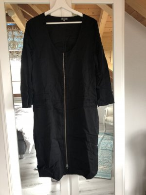 Nile Robe à manches longues noir