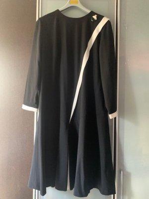 Pierre Cardin Vestido de noche negro