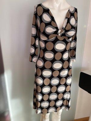 Kleid von Piu&Piu  Gr 36 S gepunktet