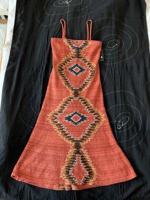 Kleid von Polo Ralph Lauren aus Maulbeerseide, handgestrickt, NEU mit Etikett !