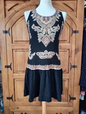 Promod Robe à bretelles noir
