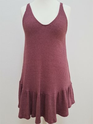 Pull & Bear Knitted Dress multicolored