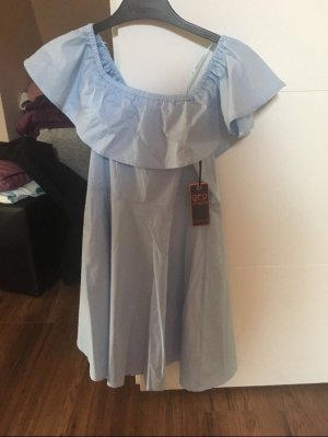 Kleid von QED London in Pale Blue
