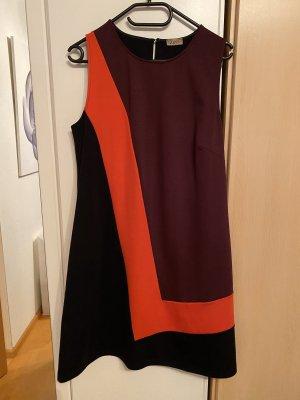 Kleid von Qiéro dreifarbig