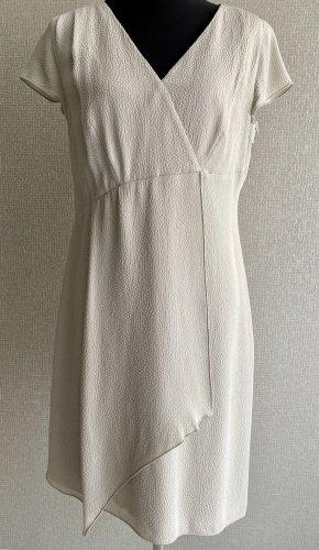 Kleid von René Lezard in Wickeloptik
