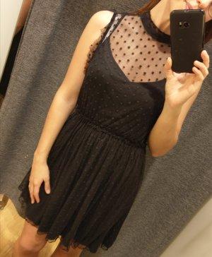 Kleid von Review, Größe S, Schwarz mit Spitze