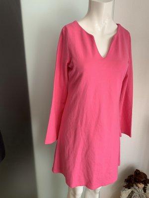 Kleid von Rick Cardona Gr 38 40 M Pinkrosa