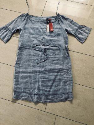 Kleid von s.Oliver /Blau /Spitzen gr.38/M, mit Etikett