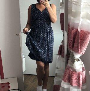 Kleid von s.Oliver gr.38/M, Blau /Weiß neu / Stretch