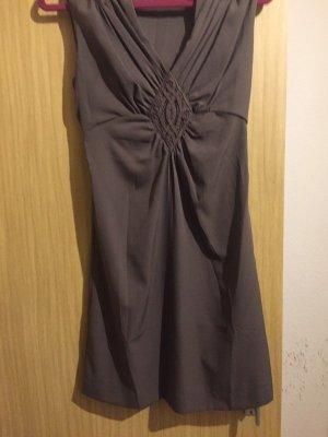 Saint Tropez Robe de soirée marron clair-brun polyester