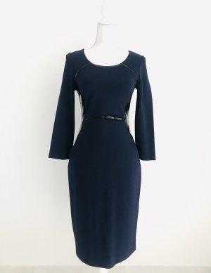 Kleid von Schumacher, dunkelblau, Gr. S,