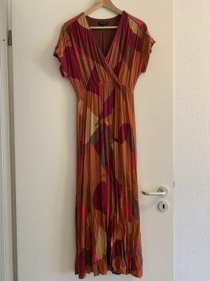 Selected Femme Vestido largo multicolor
