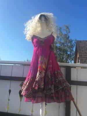 Sensation Pour Elle Hippie Dress multicolored