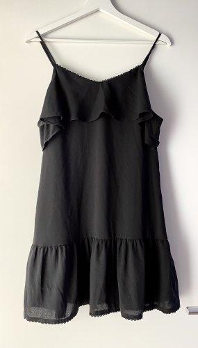 Stradivarius Robe d'été noir