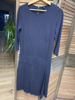 Strenesse Jersey Dress dark blue