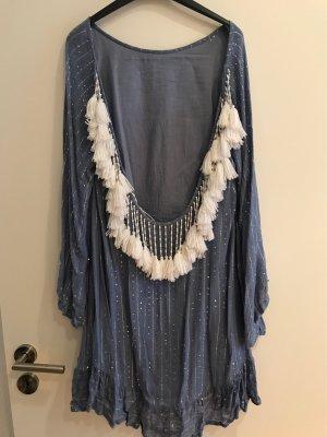 Kleid von sundress Marke sundress Glitzer Pailletten Strandkleid M L S 38 40 aktuelle Kollektion
