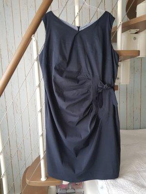 SuZa Letnia sukienka ciemnoniebieski