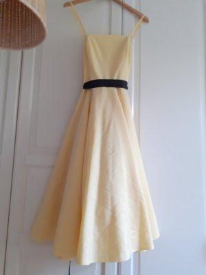Swing Ball Dress yellow
