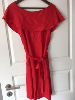 Kleid von Tara JARMON Gr 38 rot!