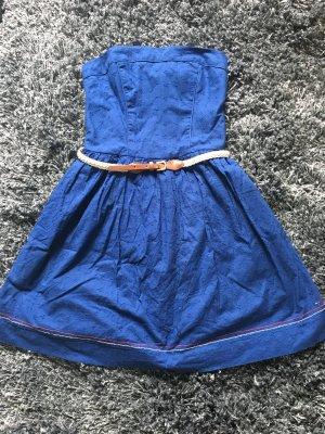Kleid von Tommy Hilfiger Denim Sommerkleid Minikleid Gr.  36