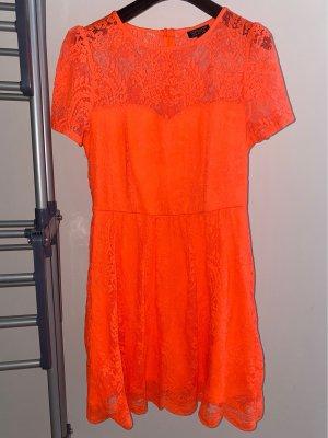 Kleid von Topshop aus Spitze