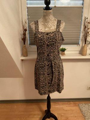 Kleid von V By Very in Größe XL (UK 14) in Schwarz/Hellbraun