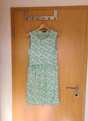WEDNESDAY'SGIRL Peplum Dress turquoise-mint