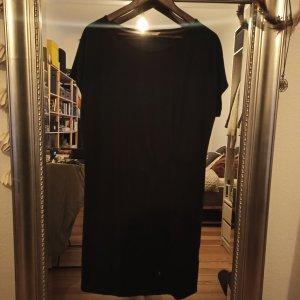 Yaya Midi Dress black modal fibre