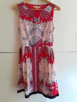 Yumi Letnia sukienka Wielokolorowy