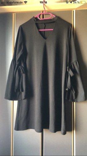 Kleid von Zaful mit Schleifenärmeln