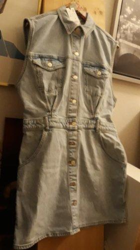 Kleid von Zara, Jeanskleid, Gr. XL