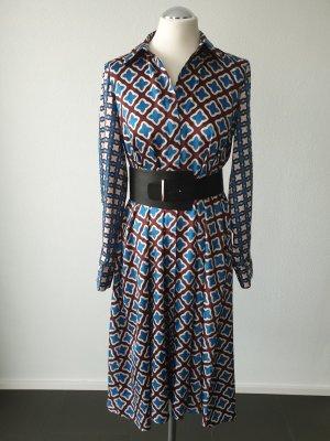 Kleid von Zara mit Gürtel