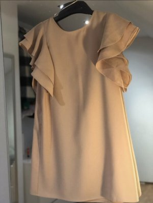 Kleid von Zara mit Rückenausschnitt