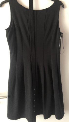 Warehouse Robe en jersey noir