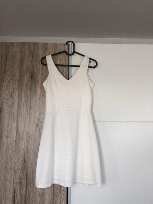 Kleid weiß Hochzeit Sommer S