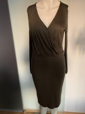 Kleid  Wickel Look Gr 38 M