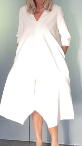 COS Abito a tunica bianco sporco Cotone