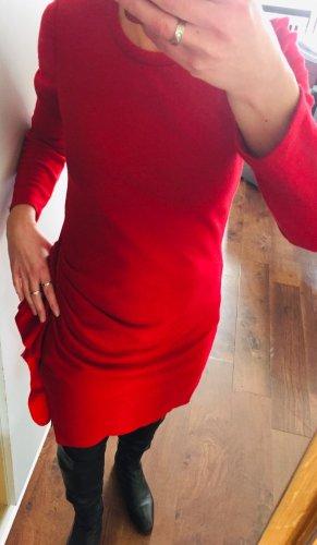Kleid Wolle Joseph rot
