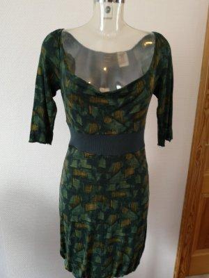 Miss Sixty Woolen Dress multicolored