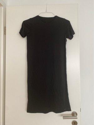 Woolrich T-shirt jurk zwart