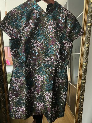 Kleid XL 44 Miss Selfridge Asia Blumen