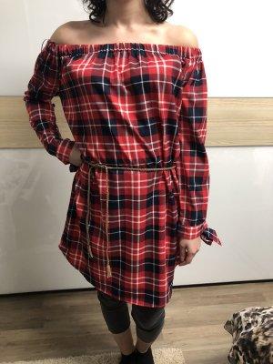 Colloseum Sukienka bez ramiączek Wielokolorowy