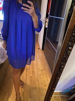 Kleid XS blau
