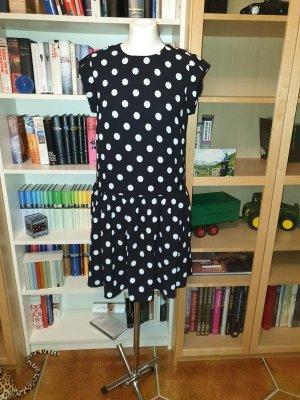 Kleid YAS by Vero Moda Gr. M (38) Peplum Minikleid Büro Casual Sommer Oversize Oversized
