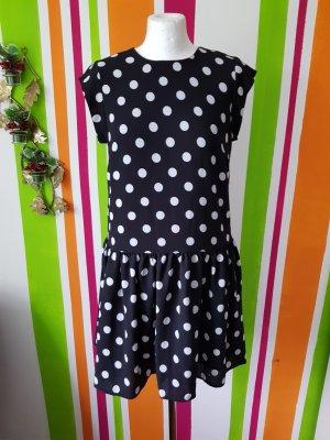 Kleid YAS by Vero Moda Gr. Xs (34/36/S) Peplum Minikleid Büro Casual Sommer