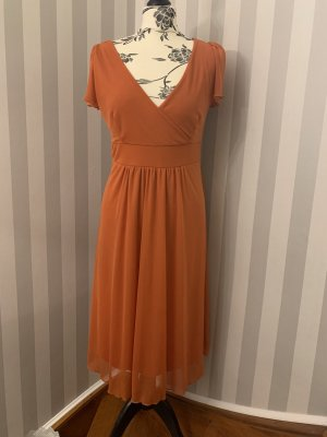 Kleid Zalando rost Gr.XL (38/40/42)