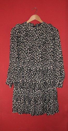 Kleid Zara Leopardenmuster
